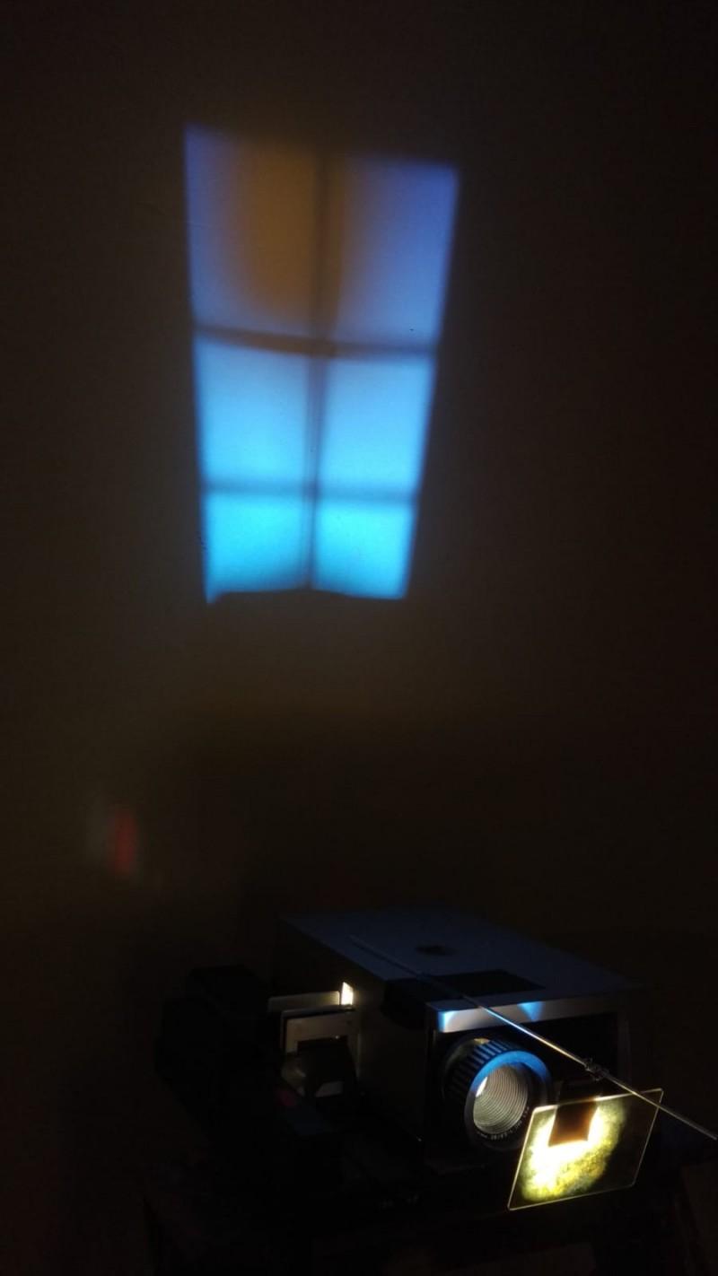 Lumières interceptées